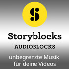 Unbegrenzte Musik für deine Videos!
