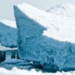Die Arktis liegt in Deutschland! Winter an der Ostsee…