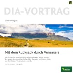 Diavortrag Venezuela mit viventura.de am 14.03. in Berlin