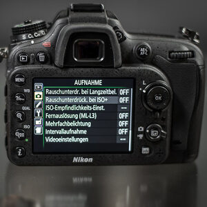 how to change autofocus on nikon d7100