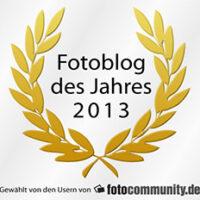 Fotoblog des Jahres 2013