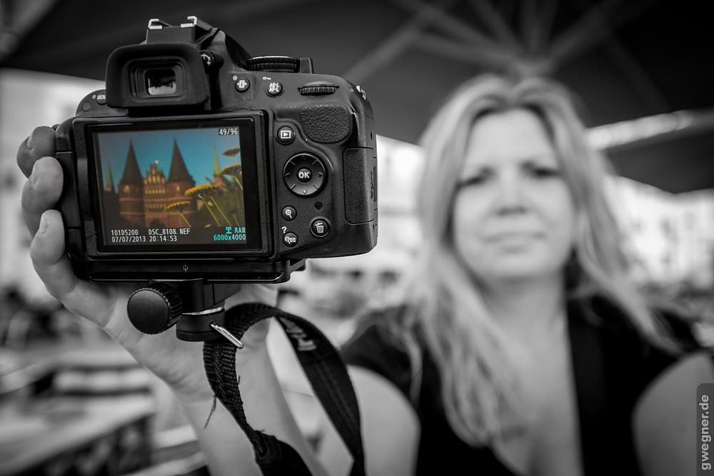 Diana lernt Fotografieren - Foto Tipps - gwegner.de