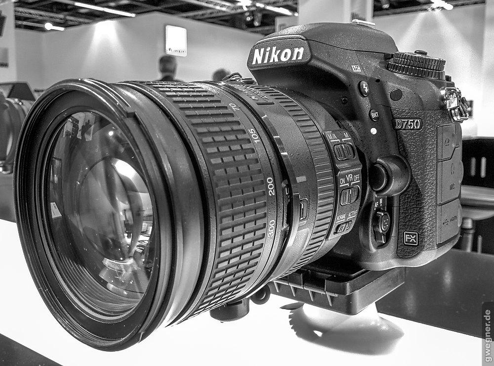 Ist denn schon Weihnachten? Nikon stellt die D750 vor! - gwegner.de