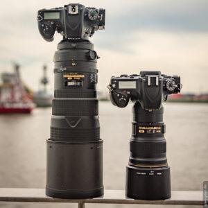 Nikkor 300mm AF-S f/4 PF ED VR