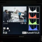 Das Histogramm – Diana lernt Fotografieren – Folge 7