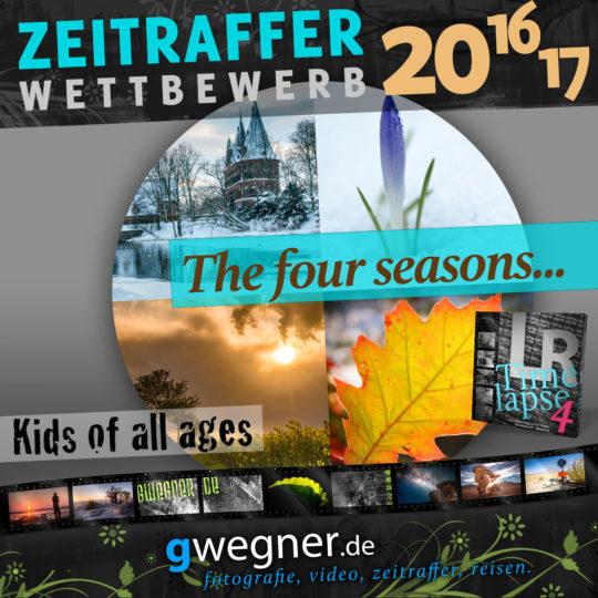 gwegner.de - Zeitraffer Wettbewerb 2016/2017