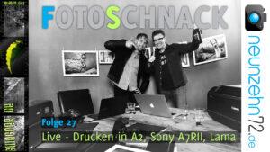 Fotoschnack 27 Live