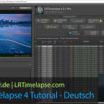 LRTimelapse 4 Tutorial Deutsch