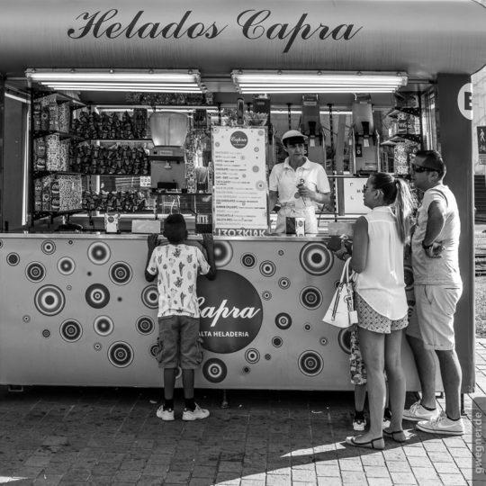 Bitte ein Eis