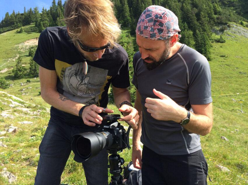 Erklärbär (Foto: Christoph)