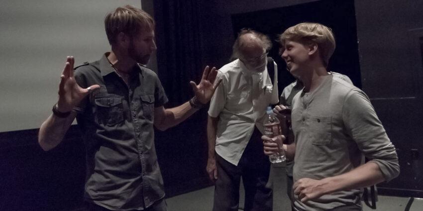 Gunther Wegner, Godfrey Reggio, Justin Tierny