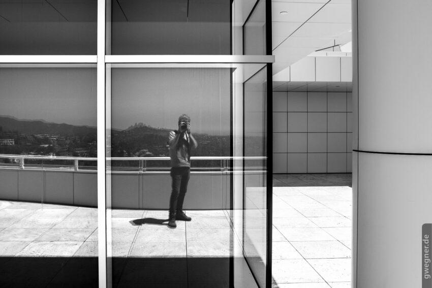 Architektur-Selfie