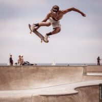 Skater #Venice Beach #California