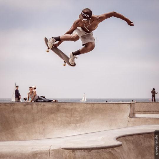 Skater #Venice Beach #California