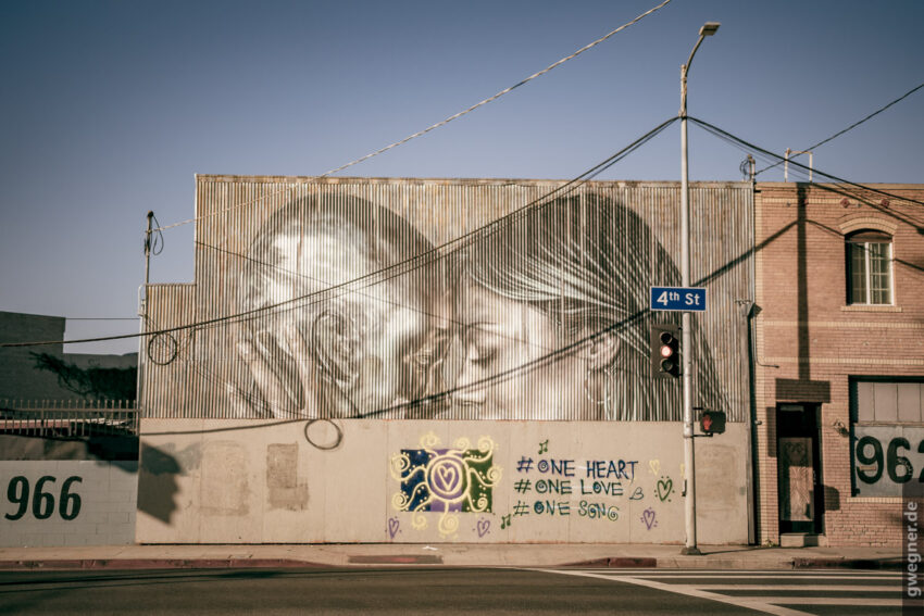 LA, Arts District, Street Art