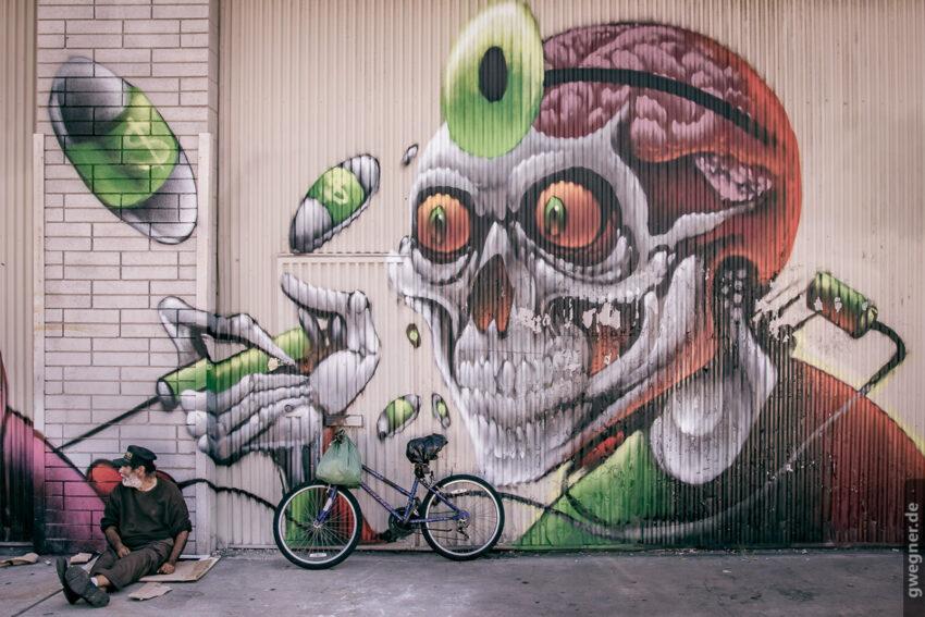 LA, Arts District, Street Art