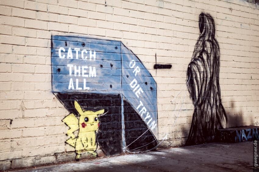 Pokémon Streetart