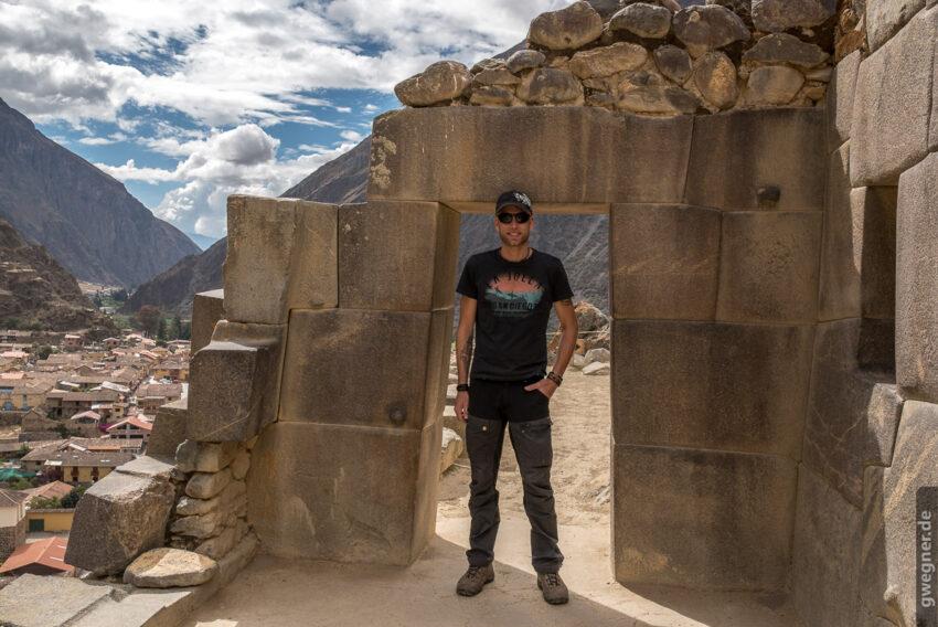 ...die Inkas waren kleiner...