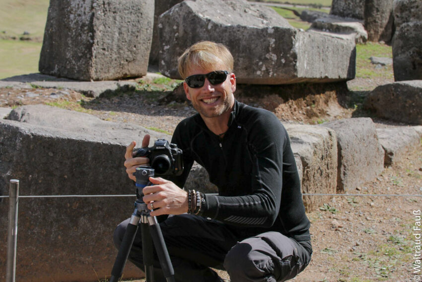 Der Foto Coach. Foto: Waltraud Fauss Berghus
