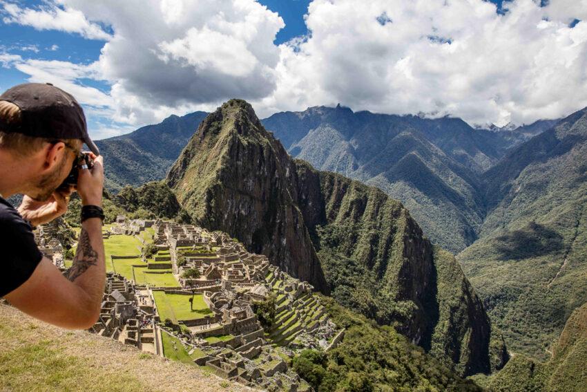 Machu Picchu ist immer wieder faszinierend. Foto: Karl-Heinz Berghus