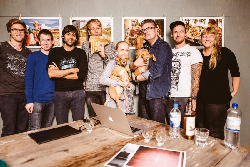 Ganz großer Dank an's Fotoschnack-Team!