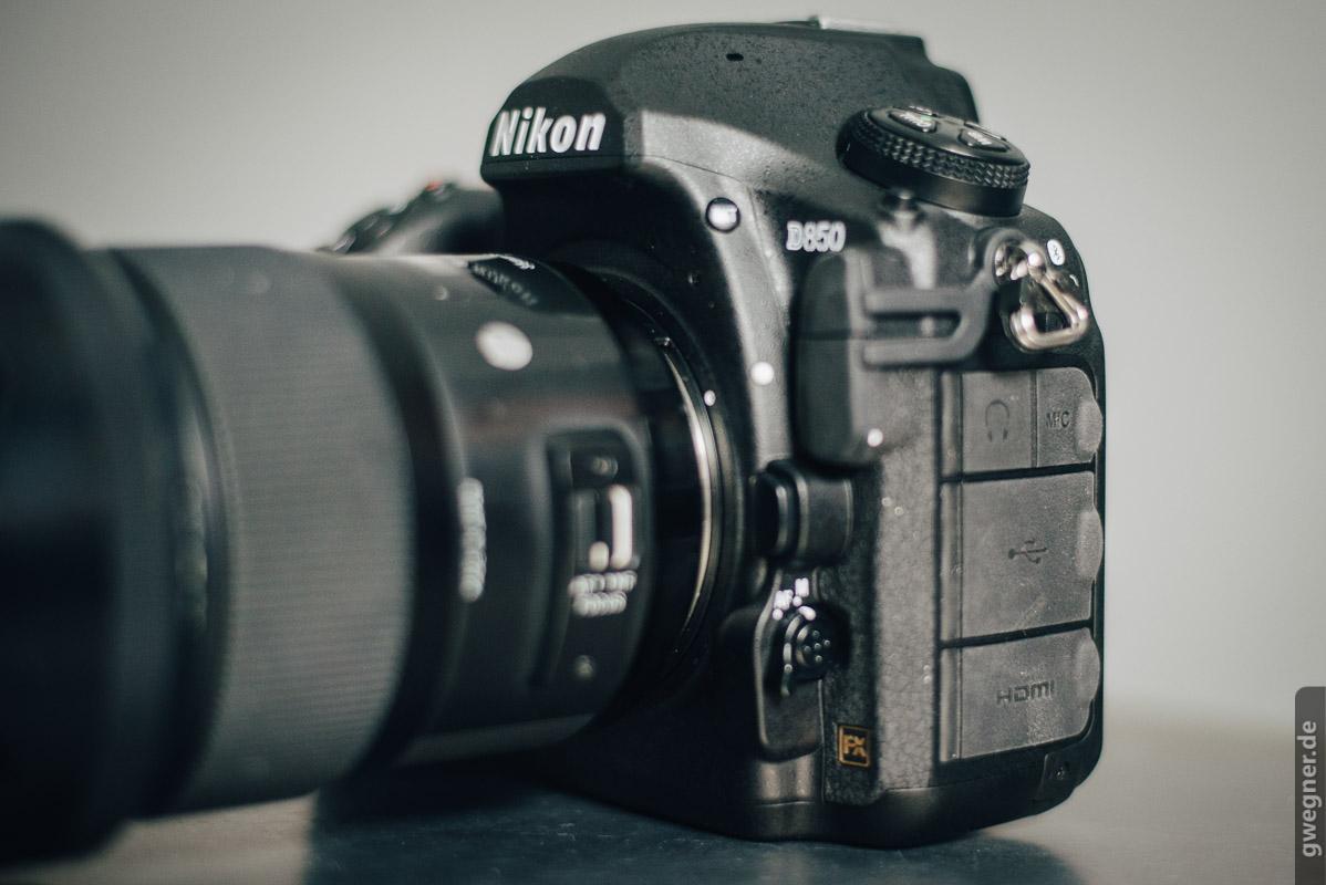 Nikon D850, D810 und D800 - Kamera Testberichte - gwegner.de