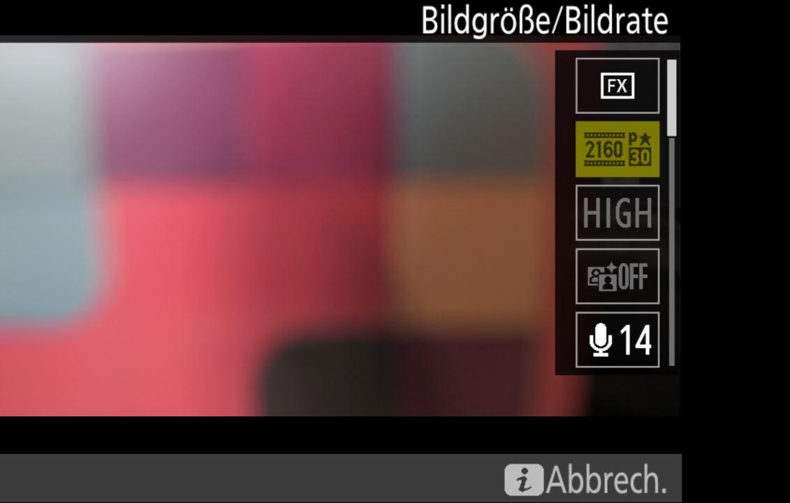 Nikon D850 - Sinnvolle Grundeinstellungen und Voreinstellungen ...