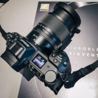 Nikon Z7 Raw-Dateien in Lightroom bearbeiten