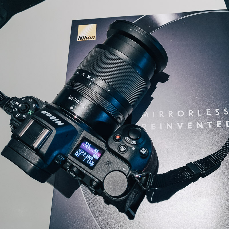 Nikon Z6 und Z7 - Hands-On Review (Update) - gwegner de