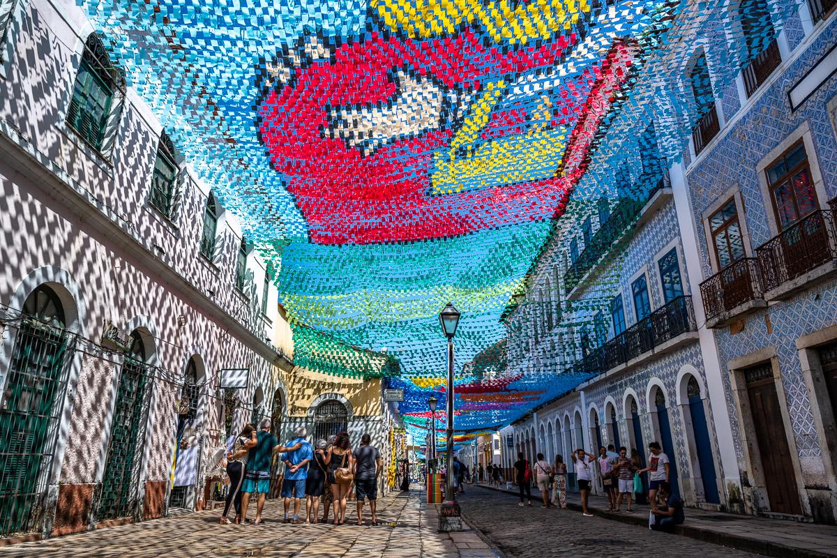 Brasilien 2019 – Markus' Reisebericht Teil 2 – São Luís, Lençóis Maranhenses, Pantanal, Ilha Grande