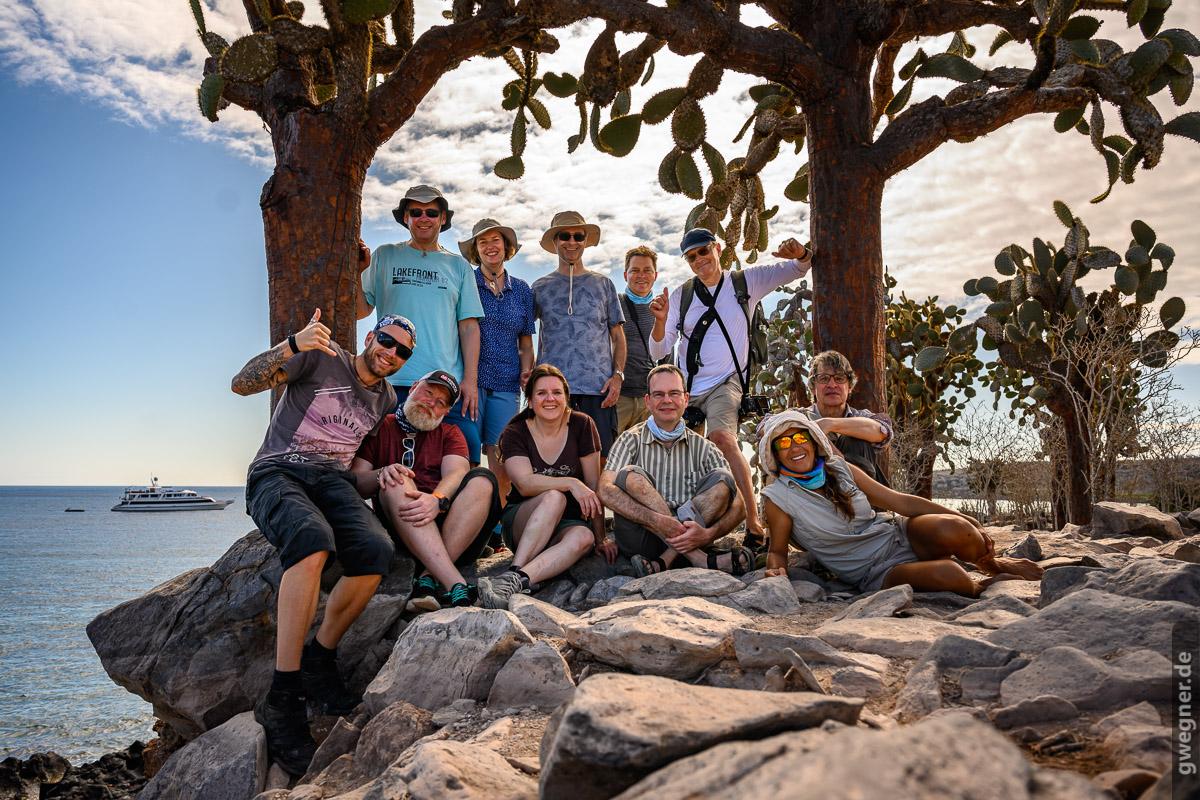 Galapagos 2019 – Melanies Reisebericht und viele, schöne Bilder!