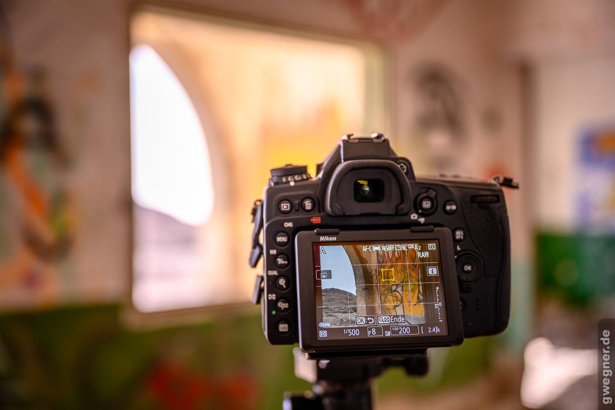 Nikon D780 – meine Grundeinstellungen (mit Download)