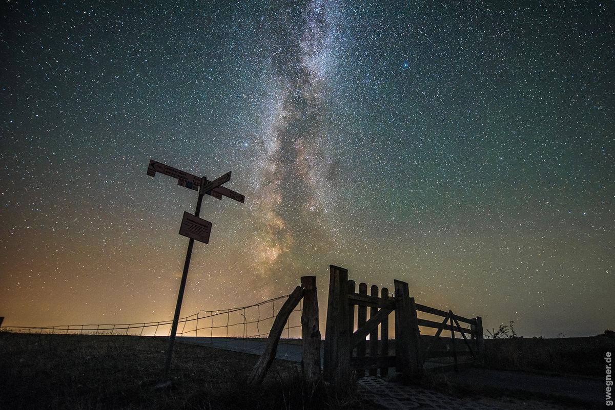Fotos Und Zeitraffer Von Sternen Und Der Milchstra 223 E