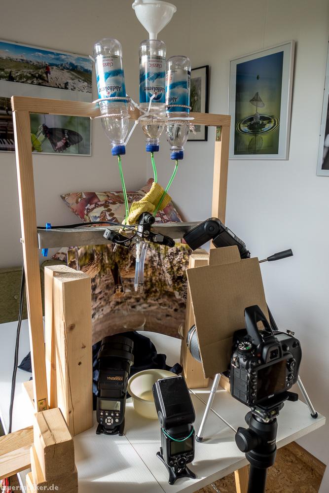 liquid art oder wie kommt das vicuna in den tropfen. Black Bedroom Furniture Sets. Home Design Ideas