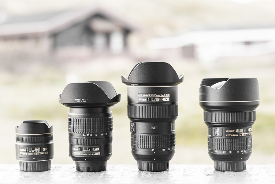 Das Nikon 14-24 f/2.8 - Was für ein Objektiv! Vergleich mit 16-35 f ...