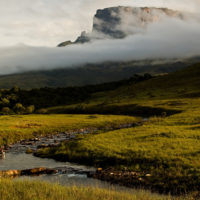 Der Kukenán Tepui in Venezuela