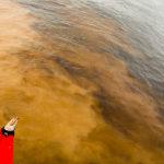 Encontro das Aguas, Manaus, Brasilien