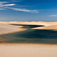 Wüsten und Lagunen in den Lençois Maranhenses