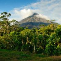 Arenal Vulkan, Costa Rica