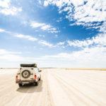 Die Makgadikgadi-Pans
