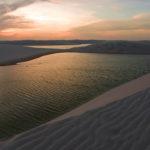 Sunset: Lençois Maranhenses im Nordosten Brasiliens