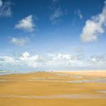 Endlose Weite - der Atlantikstrand im Nordosten Brasiliens