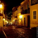 Nächtliches Salvador