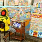 Kunst und Fußball - überall!
