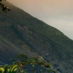 Chestnut-mandibled Toucan - Swainsontukan, Flugküste vor dem Arenal-Vulkan