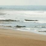 Pazifikküste auf der Nicoya Halbinsel