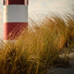 Leuchtturm auf der Helgoländer Düne
