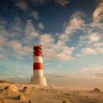 Ein heftiger Sandsturm (Aufnahme mit GoPro Hero HD)