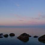 Blaue Stunde auf Rügen