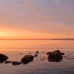 Sonnenuntergang - Rügen